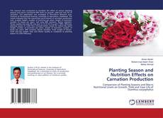 Copertina di Planting Season and Nutrition Effects on Carnation Production