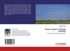 Copertina di Power System Voltage Stability