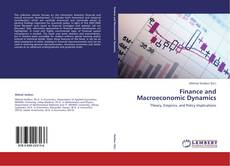 Bookcover of Finance and Macroeconomic Dynamics