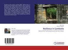 Buchcover von Resilience in Cambodia