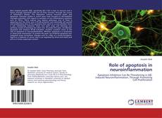 Bookcover of Role of apoptosis in neuroinflammation