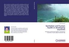 Couverture de Sanitation and human health in developing countries