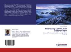 Copertina di Improving Community Water Supply