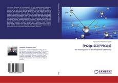Bookcover of [Pt2(μ-S)2(PPh3)4]