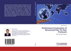 Buchcover von Performance Evaluation of Structured Peer To Peer Protocols