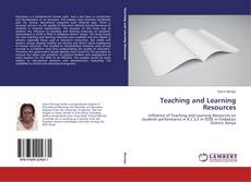 Couverture de Teaching and Learning Resources