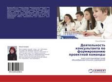 Buchcover von Деятельность консультанта по формированию проектной команды