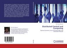 Capa do livro de Distributed Control and Computing