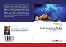 Posterior Analysis for the Maxwell Model kitap kapağı