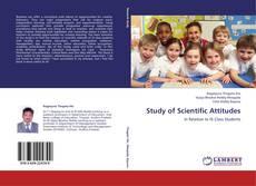 Buchcover von Study of Scientific Attitudes