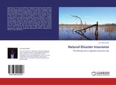 Couverture de Natural Disaster Insurance