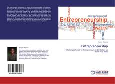 Entrepreneurship的封面