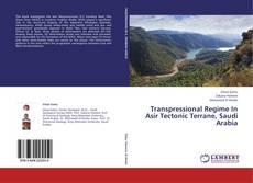 Capa do livro de Transpressional Regime In Asir Tectonic Terrane, Saudi Arabia