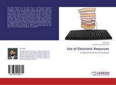Bookcover of Use of Electronic Resources