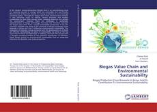 Biogas Value Chain and Environmental Sustainability的封面