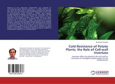 Обложка Cold Resistance of Potato Plants: the Role of Cell-wall Invertase