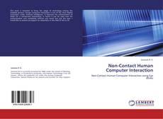 Non-Contact Human Computer Interaction kitap kapağı