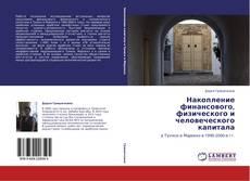 Copertina di Накопление финансового, физического и человеческого капитала