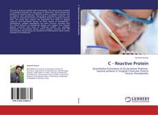Bookcover of C - Reactive Protein