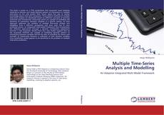Bookcover of Multiple Time-Series Analysis and Modelling