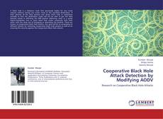 Buchcover von Cooperative Black Hole Attack Detection by Modifying AODV