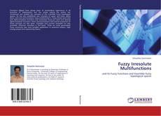 Capa do livro de Fuzzy Irresolute Multifunctions