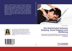 Bookcover of The Relationship between Bullying, Social Support and Wellbeing
