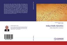 Capa do livro de Indus-Vedic Genetics