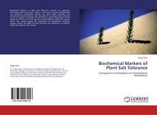 Bookcover of Biochemical Markers of Plant Salt Tolerance