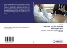 Portada del libro de The Role of The Project Management