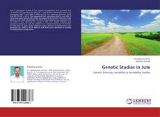 Couverture de Genetic Studies in Jute