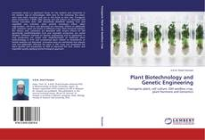 Bookcover of Plant Biotechnology and Genetic Engineering