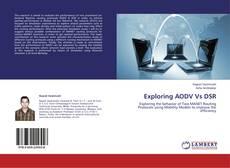 Bookcover of Exploring AODV Vs DSR