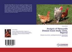 Buchcover von Analysis of Newcastle Disease (Case study: Zaria, Nigeria)