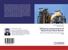 Portada del libro de Efficiency Improvement of Natural Gas Stove Burner