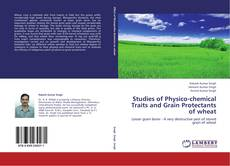 Copertina di Studies of Physico-chemical Traits and Grain Protectants of wheat