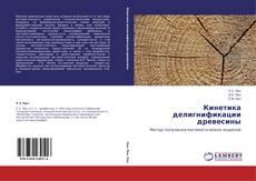 Bookcover of Кинетика делигнификации древесины