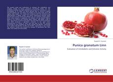 Couverture de Punica granatum Linn