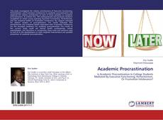 Copertina di Academic Procrastination