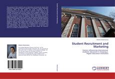Bookcover of Student Recruitment and Marketing