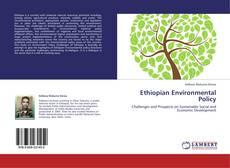 Buchcover von Ethiopian Environmental Policy