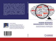 Couverture de HUMAN RESOURCE MANAGEMENT PRACTICES