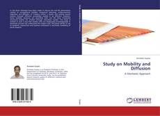 Study on Mobility and Diffusion kitap kapağı