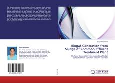 Bookcover of Biogas Generation from Sludge of Common Effluent Treatment Plant