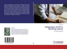 Обложка Integration of ICT in teaching science