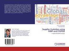 Buchcover von Supplier Evalution using FANP and FTOPSIS