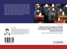 Capa do livro de Impact of Vocational Skills Training & Micro-finance for Empowerment