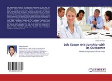 Couverture de Job Scope relationship with its Outcomes