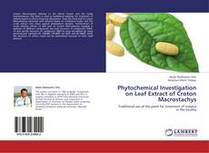 Bookcover of Phytochemical Investigation on Leaf Extract of Croton Macrostachys