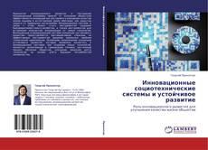 Buchcover von Инновационные социотехнические системы и устойчивое развитие
